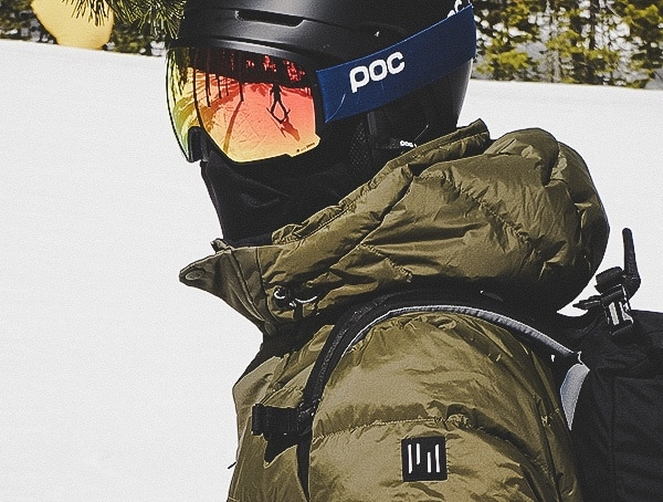 Review At Ski Resort Poc Orb Clarity Goggles