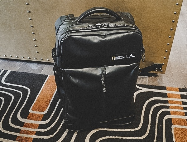 Review Black Eagle Creek Borderless Convertible Carry On