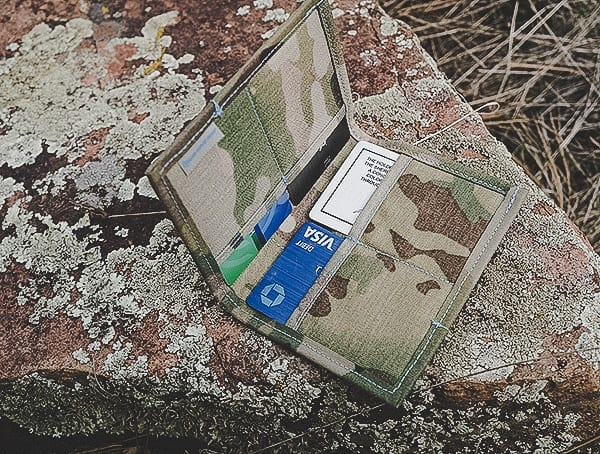 Review Blue Force Gear Bfg Wallet For Men