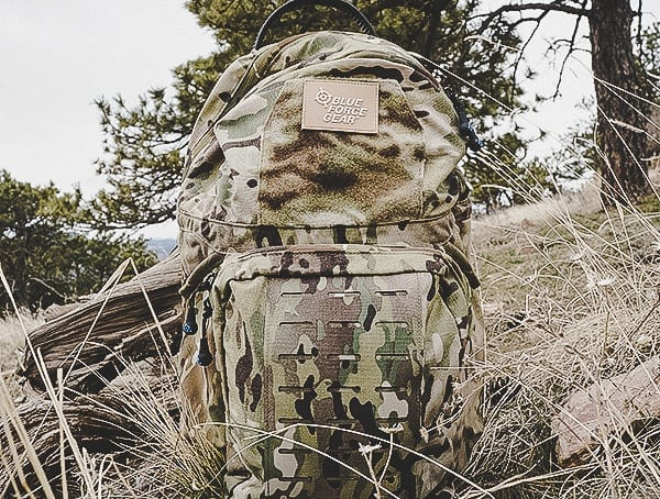Review Blue Force Gear Tracer Pack Multicam
