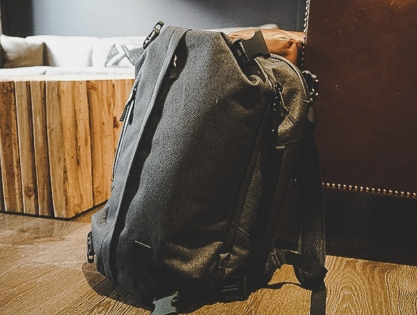 Review Chrome Industries Summoner Backpack