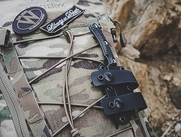 Review Compact Rmj Tactical Coho Fixed Blade Knife