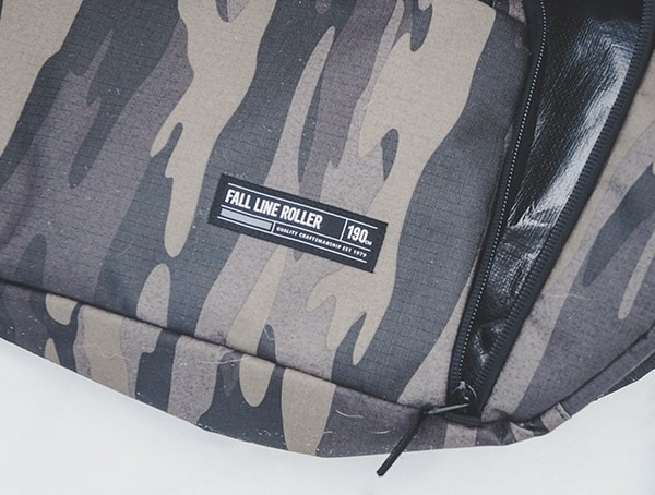 Review Dakine Fall Line Ski And Boot Roller Bag Review Field Camo