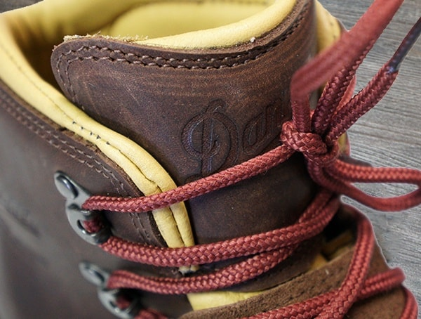 Review Danner Mountain Pass Mink Oil Boots