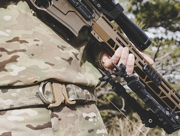 Elite Survival Systems Cobra Riggers Belt, Liberty GunPack