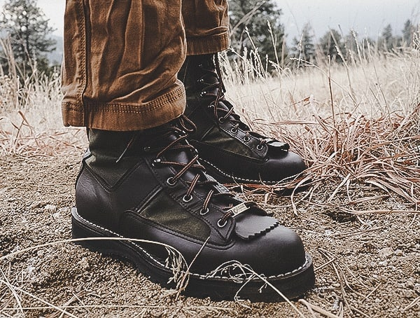 Review Filson X Danner Grouse Boots For Men