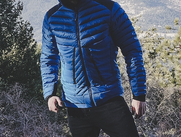 Review Goose Down Blackyak Bakosi Jacket For Men