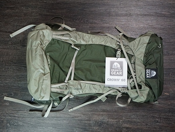 Review Granite Gear Crown2 60 Pack
