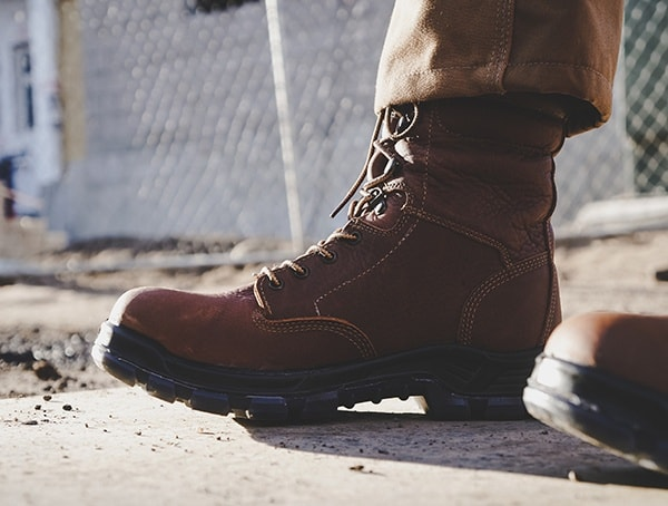 Review Guys Carhartt Made In The Usa 8 Inch Composite Toe Work Boots