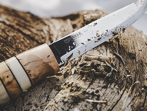 Review Helle Arv Knife