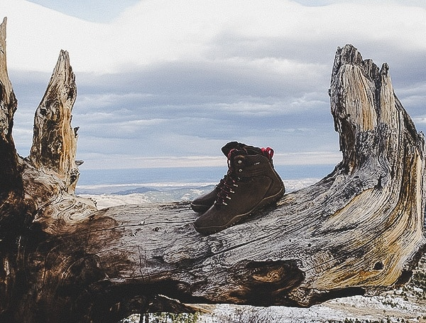 Review Leather Hiking Boot Vivobarefoot Tracker Fg For Men
