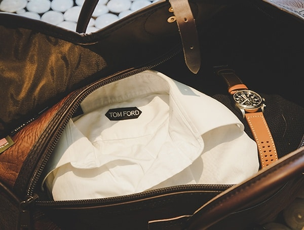 Review Luxury Mens Duffel Bags Duluth Pack Sportsmans With Bison Leather Interior