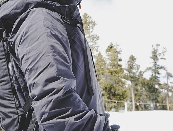 Review Mens Insulated Black Diamond Mission Down Ski Parka