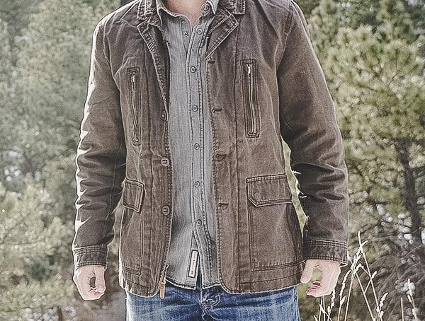 Dakota Grizzly - Men's Ryder Shirt, Tripp Coat and Vic Vest Review