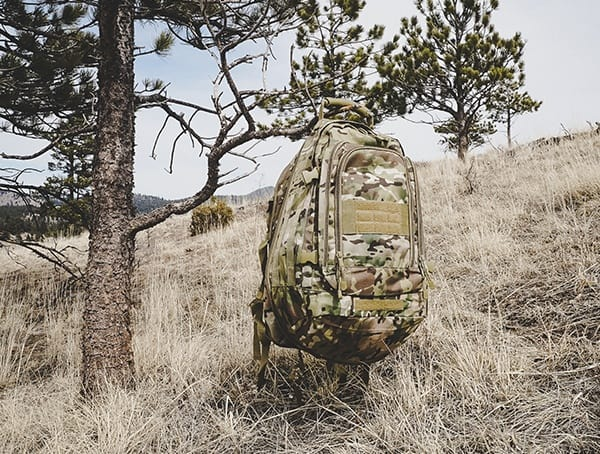 Review Mercury Tactical 3 Day Strech Backpack In Multicam