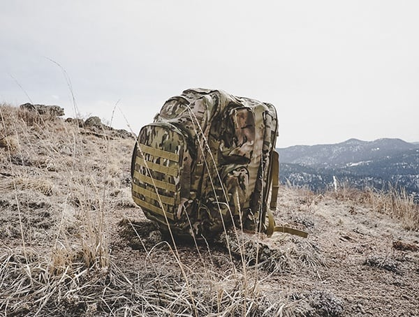Review Mercury Tactical Recon Backpack