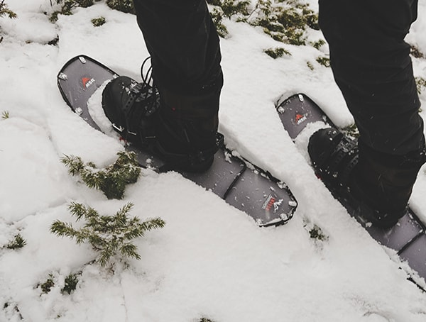 Review Msr Lightning Ascent Snowshoes