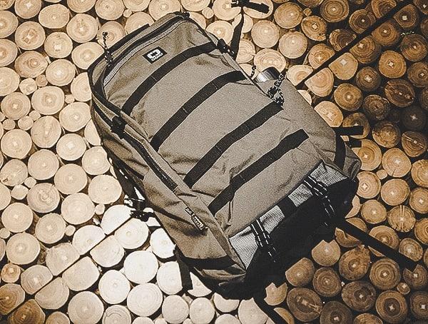 Review Olive Ogio Alpha Convoy 525 Backpack Front