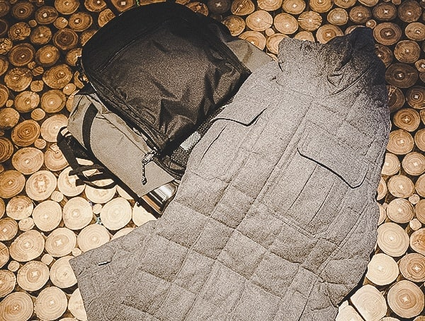 Review Olive Ogio Alpha Convoy 525 Backpack Full Size Wool Jacket