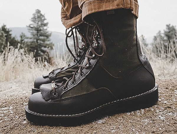 Review Outdoors Filson X Danner Grouse Boots Review For Men