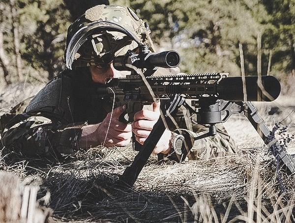 Review Sniper With Team Wendy Exfil Ballistic Sl Helmet In Multicam