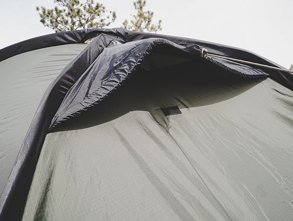 Review Snugpak Scorpion 3 Tent