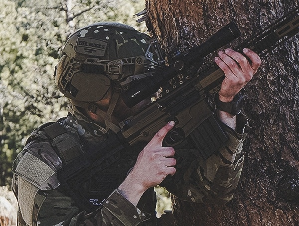 Review Team Wendy Exfil Ballistic Sl Helmet Review With Battle Rifle
