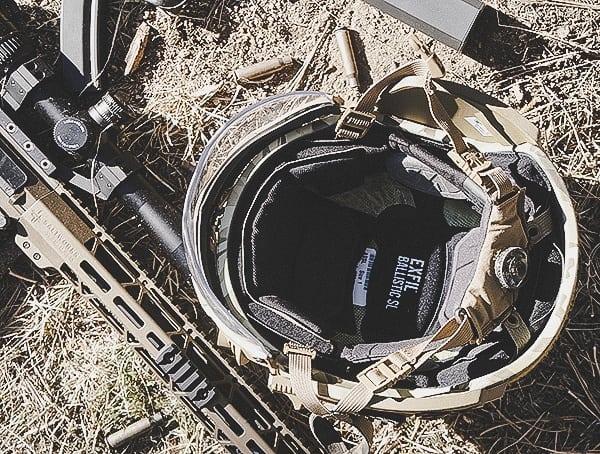 Review Team Wendy Exfil Ballistic Sl Helmet With Zorbium Foam Liner And Comfort Pads