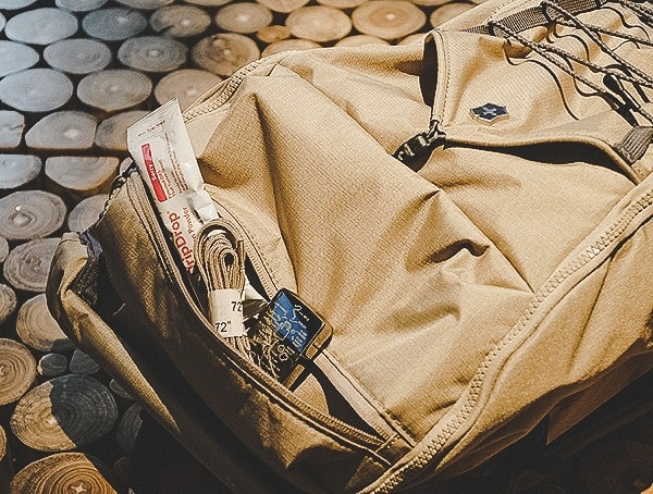 Review Victorinox Deluxe Rolltop Backpack For Men Top Pocket