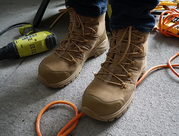 Review Wolverine Contactor Lx Cm Mens Boots