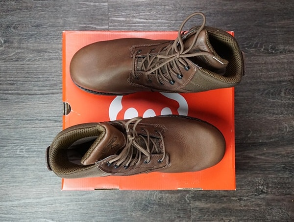 Review Wolverine Novak Insulated Boots For Men