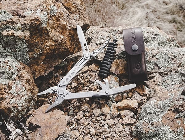 Reviewed Gerber Center Drive Plus Multi Tool While Camping