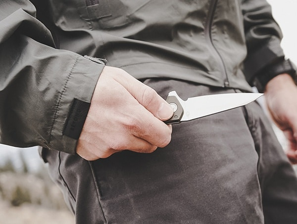 Reviewed Gerber Fastball Flipper Knife
