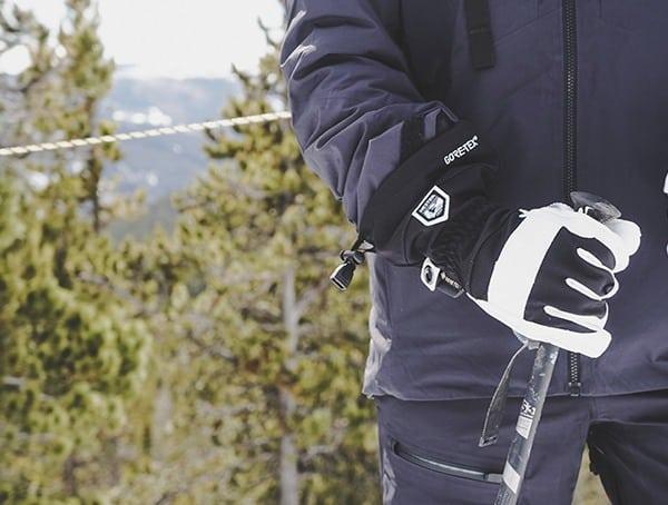 Reviewed Mens Gore Thermiumblack Diamond Mission Down Ski Parka