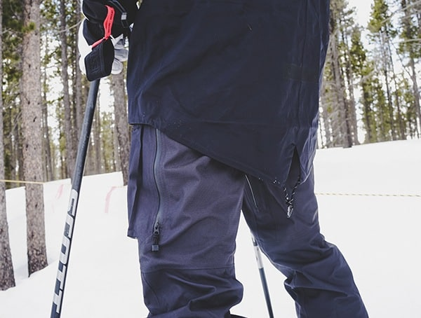 Reviewed Mens Holden M51 3 Layer Fishtail Jacket