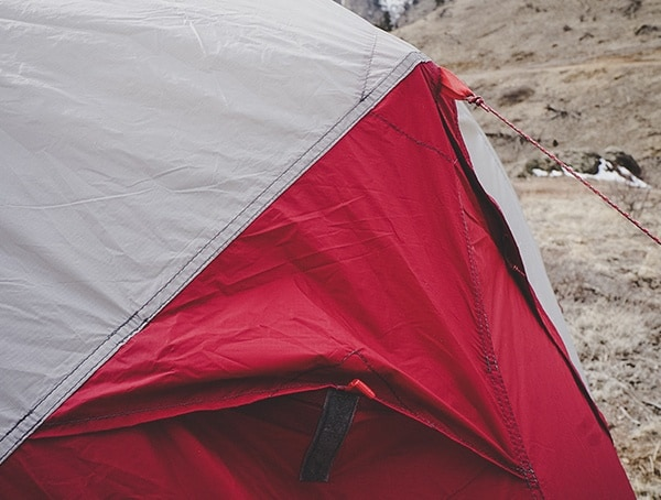 Reviewed Msr Mutha Hubba Nx 3 Person Backpacking Tent