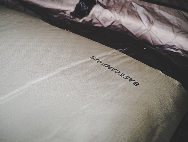 Reviewed Snugpak Basecamp Ops Self Inflating Xl Mat Pad