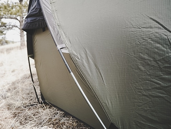 Reviewed Snugpak Scorpion 3 Tent