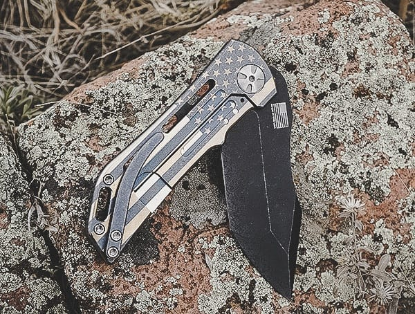 Reviews Ddr Knives Folding Darrel Ralph Dominator Knife