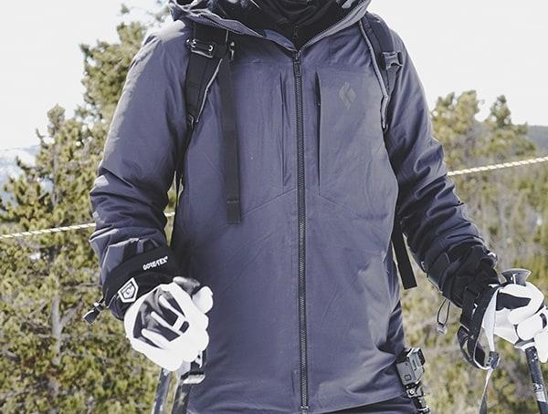 Reviews Dwr Finished Mens Black Diamond Mission Down Ski Parka