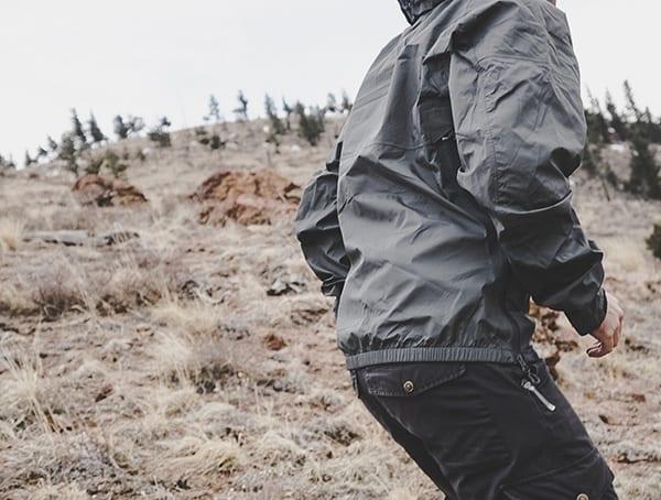 Reviews Manatee Grey Mens Beyond Clothing K6 Arx Rain Jacket