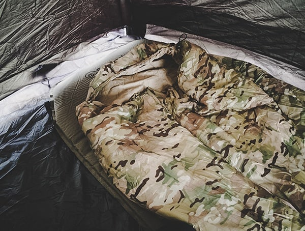Reviews Multicam Snugpak Special Forces 1 Synthetic Sleeping Bags