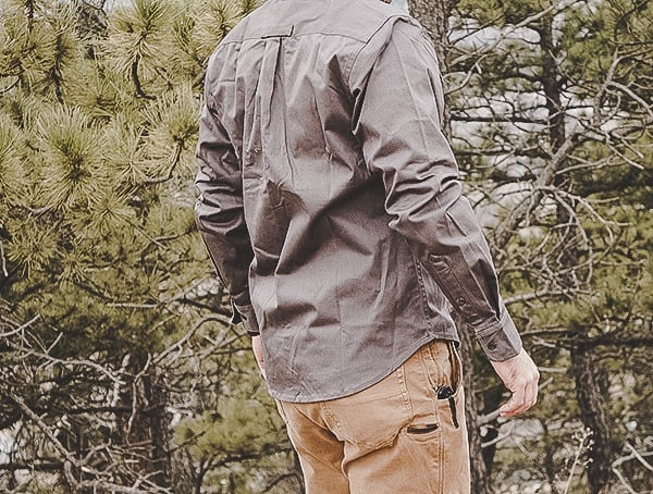 Reviews United By Blue Holt Work Shirts For Men