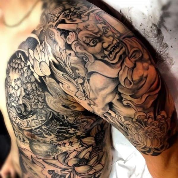 40 Rib Tattoos For Men - Incredible Side Ink Designs