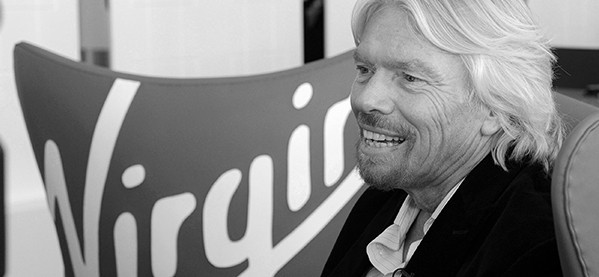 Richard Branson Famous Failures