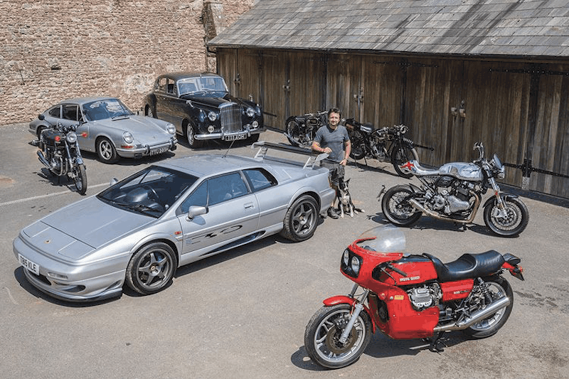 'Top Gear' Host Richard Hammond Is Selling Part of His Private Collection of Vehicles