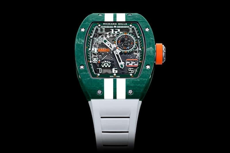 Richard Mille Celebrates Return of Le Mans With Luxury Racing Watch