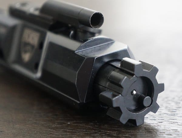 Rifle Faxon Firearms 308 Full Mass Bolt Carrier Group Complete Nitride