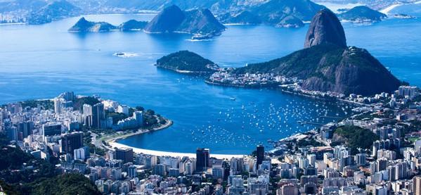 Rio De Janerio City Brazil