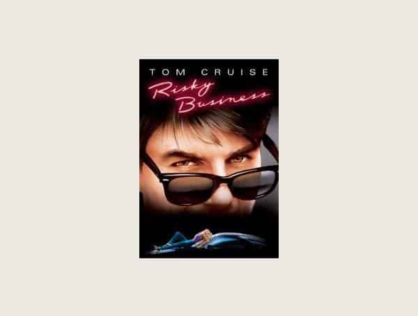 Risky Business Best Movies About Business For Men